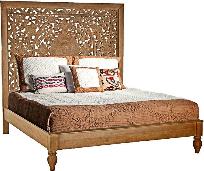 standifer queen platform bed