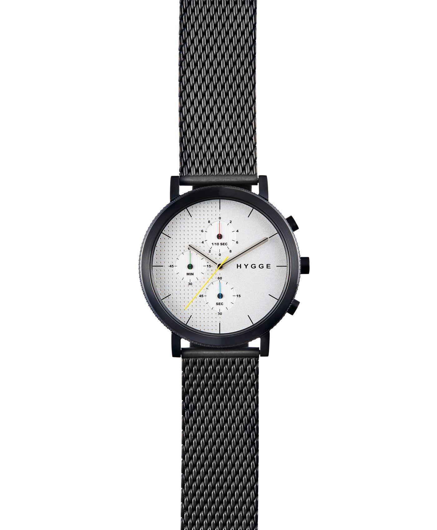 b944f2ddf5cb6 Hygge 2204 Chronograph MSM2204BC(CH) Uhr   Unsere Uhren   Hygge ...