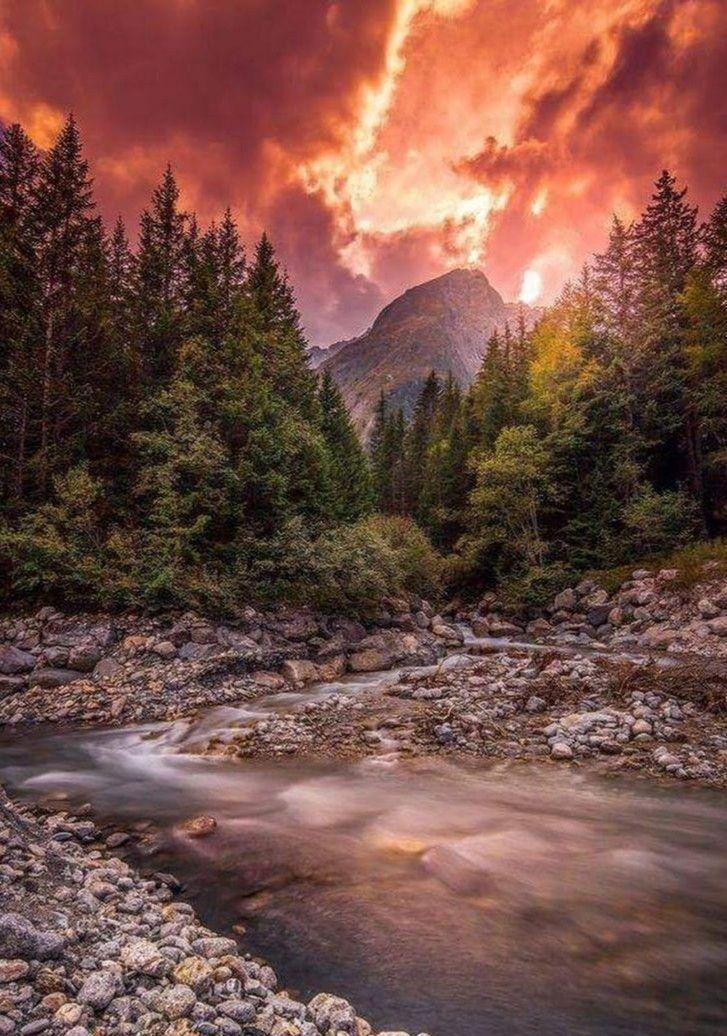 Рекомендации по фотографированию пейзажа