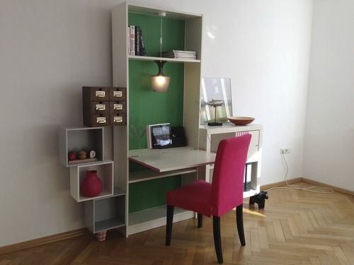 Ikeahack bureau expedit kallax billy kinderzimmer pinterest winkel