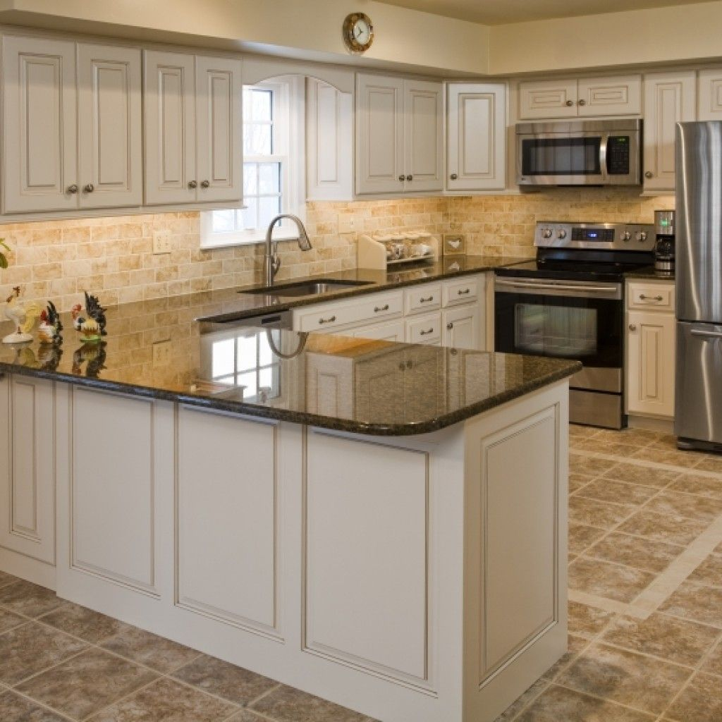 Best Cabinet Refinishing Cost With Images Kitchen Refacing 400 x 300