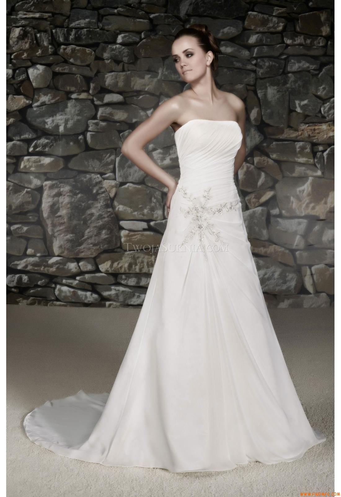 Vestidos de noiva Lisa Donetti 70232 2012