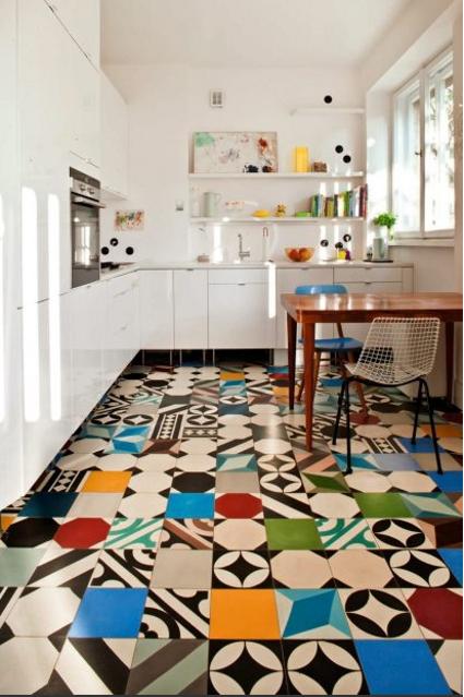 diversidade e criatidade | Por los suelos | Pinterest | Suelos ...