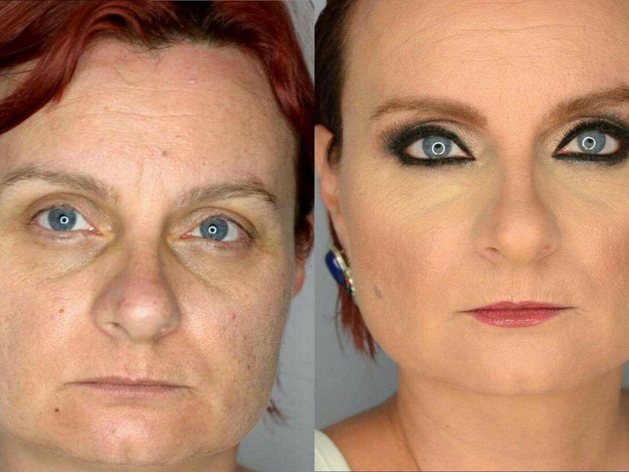maquillaje para mujeres de 45 años