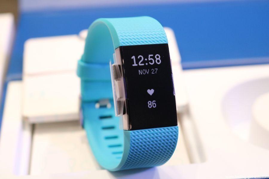Une montre connectée Fitbit Charge 2 à gagner #Concours - Les avis de Testing-Girl