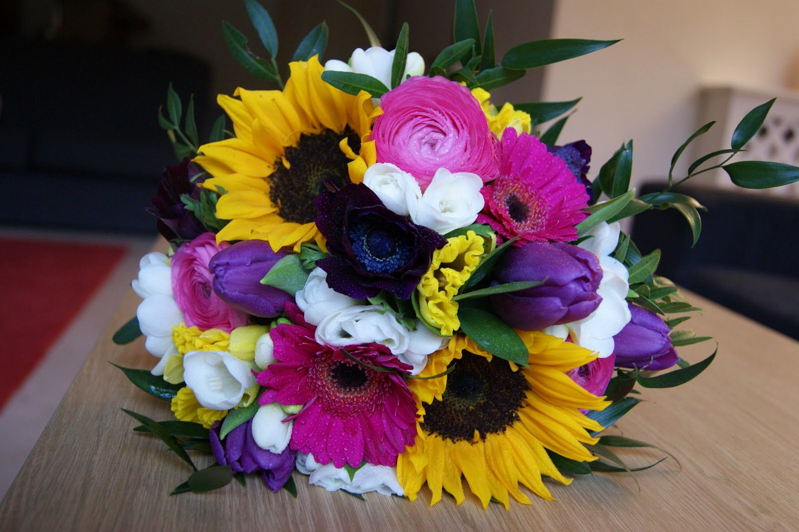 Vibrant Spring Wedding (With images) Sunflower wedding