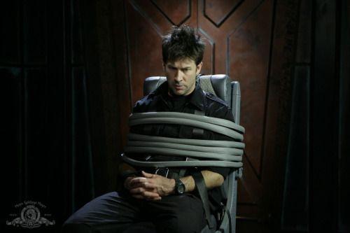Stargate Atlantis. John Sheppard