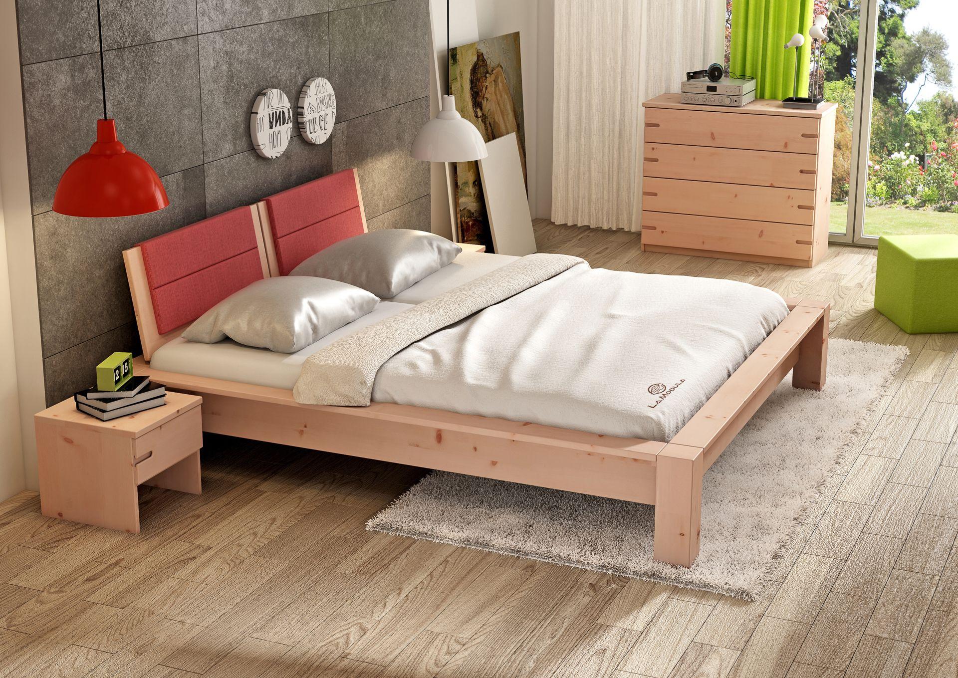 """zirben-unterbettkommode """"sebastian"""" 140 x 77,5 cm - zirbenholz, Schlafzimmer entwurf"""