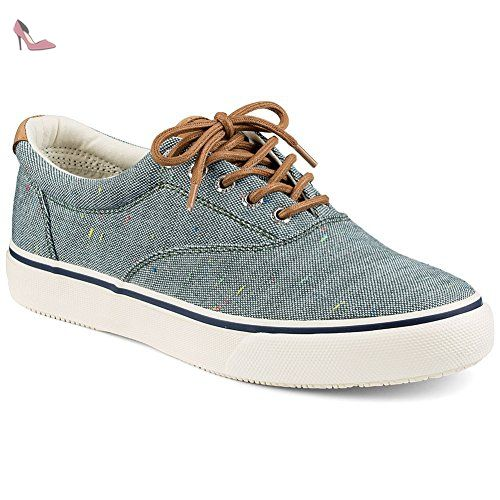 Sperry STS15367 hommes Derbies gris, EU 41,5