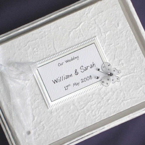 images of wedding guest books butterfly personalised handmade wedding guest book butterflies in