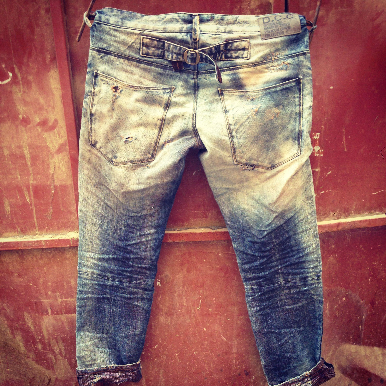 Denim Clothing Company PV denim trend collection: Vintage