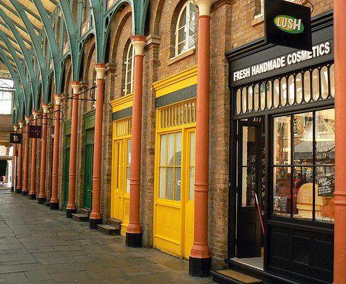 Londres a pé 2: Chinatown, Soho, Covent Garden   Londres para principiantes