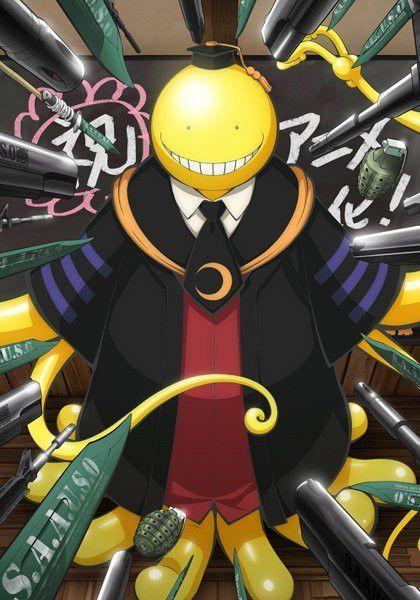 "Photo of ""Assassination Classroom"" TV Anime Set for January 2015"