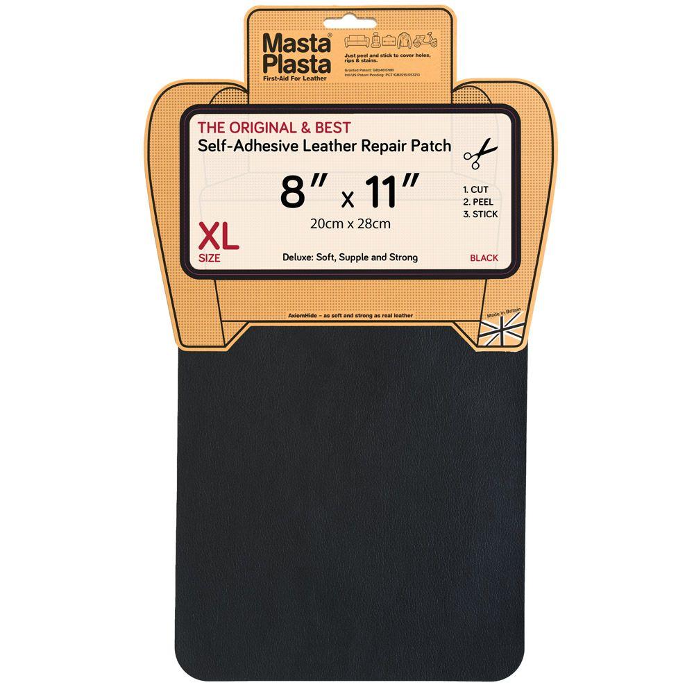 Leather Repair Patch Xl Plain 28cm X 20cm Mastaplasta Leather Repair Repair Patches