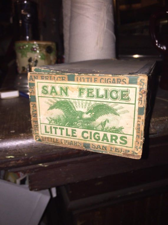 San Felice Little Cigars 5 for 10 Cents