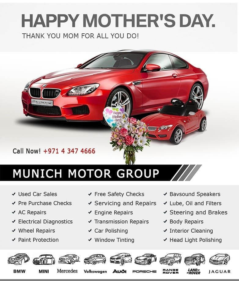 Munich Motor Works #Dubai #German and #European #Used_Cars
