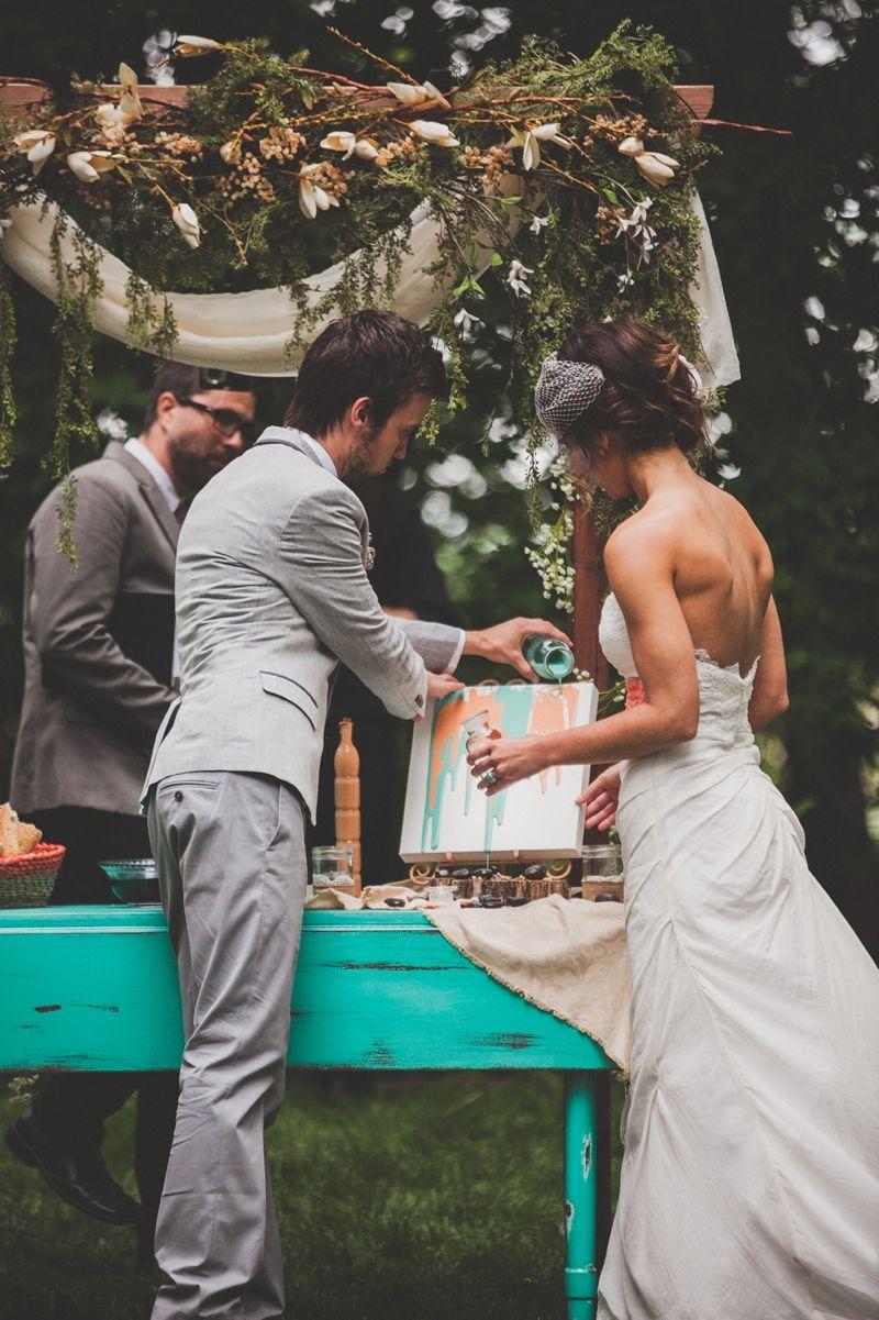 Ashley Taylor's Rustic Farm Wedding Part Two, Lawrence, KS