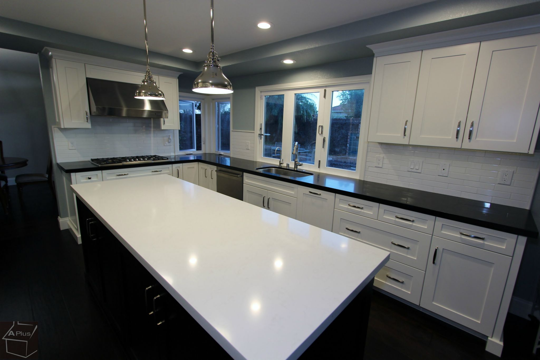 Design Build Transitional Style Home U0026 #Kitchen #Remodel With #Custom # Cabinets In Irvine Orange County