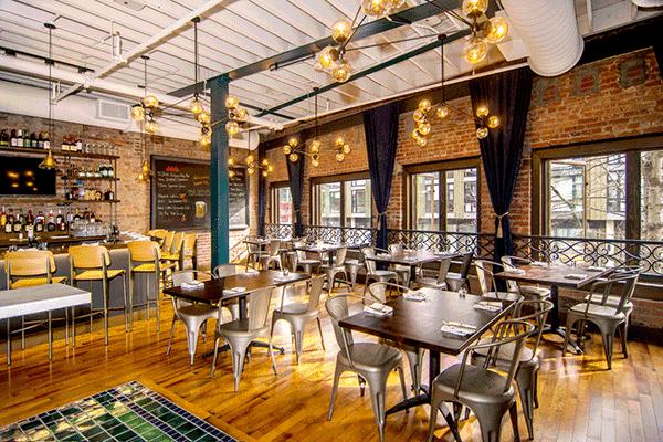 Takoda Beer Garden Restaurant Whiskey Bar In Washington