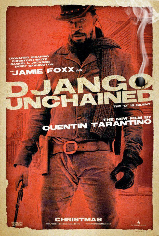 Django Unchained es un tributo al Spaguetti Western al