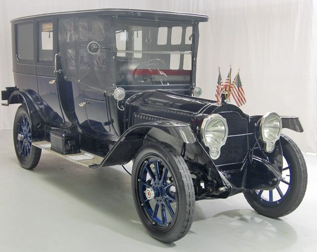 1915 Packard Model 3 38 Passenger Side Front View Carros E Psf