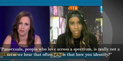 Rapper Angel Haze Explains Pansexuality In Her Own Words