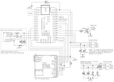 Power and SWR Meter, rev II - Loftur E. Jónon - TF3LJ ... on variable resistor schematic, potentiometer schematic, digital voltmeter schematic, multimeter schematic,