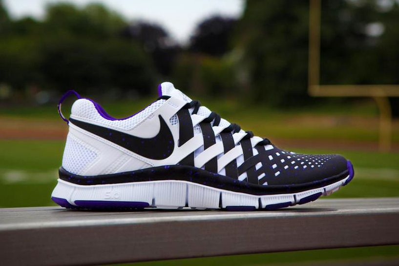 more photos a36f3 0c334 ... induction of storied Minnesota Vikings receiver and current ESPN NFL  studio analyst Cris Carter with a special edition of the Nike Free Trainer  5.0.
