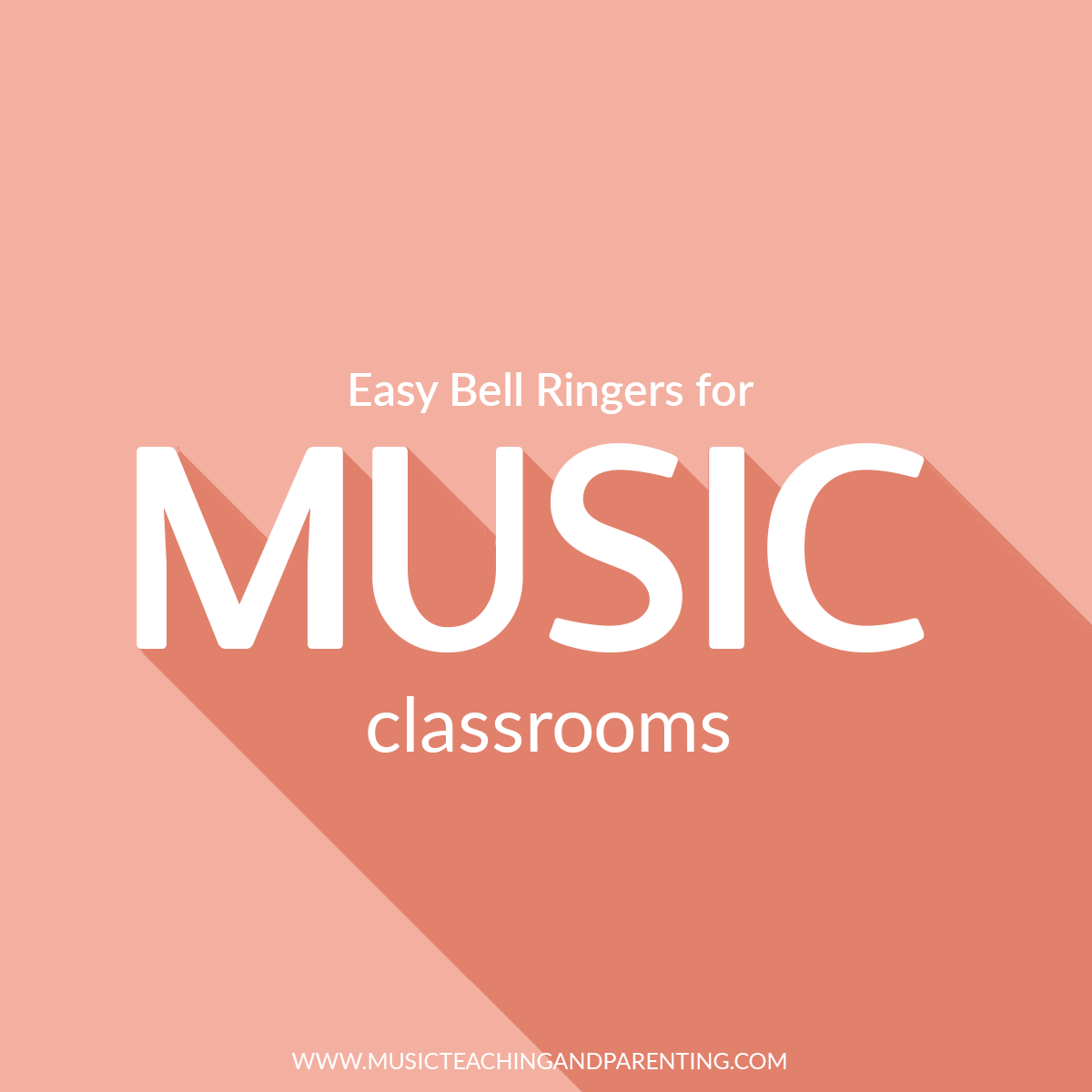 Easy Music Classroom Bell Ringers