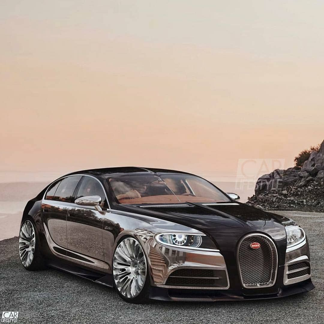 Should Bugatti Make A 4 Door Follow Supercargangs Via Speedsuspects Car Bugatti Super Cars