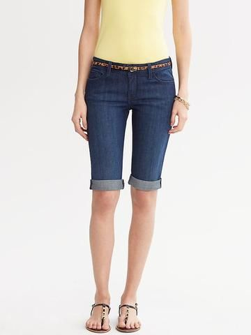 13 Cute Pairs of Knee-Length Shorts Perfect for Summer 2017 | Knee ...