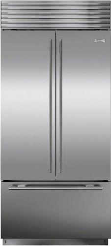 Subzero Refrigerator 359 L Et 130 L Congelation En 2 Tirroirs H 213 X L 91 4 X P 61 11 700 Le Modele Icbit French Door Refrigerator Refrigerator Sub Zero