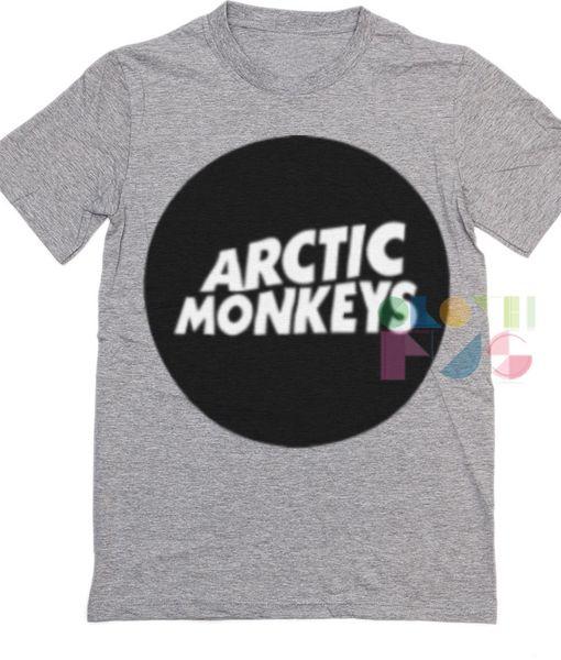 f75a16613dbfbf Arctic Monkeys Logo Band T Shirt – Adult Unisex Size S-3XL //Price: $13.50  //