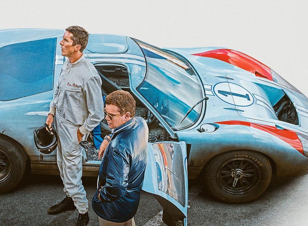 Video Celebran Premier De Pelicula Ford Vs Ferrari With Images