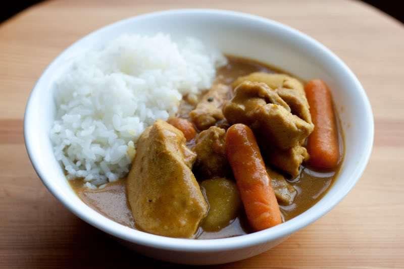 Gluten Free Japanese Curry With Chicken Japanese Curry Gluten Free Japanese Food Gluten Free Noodles