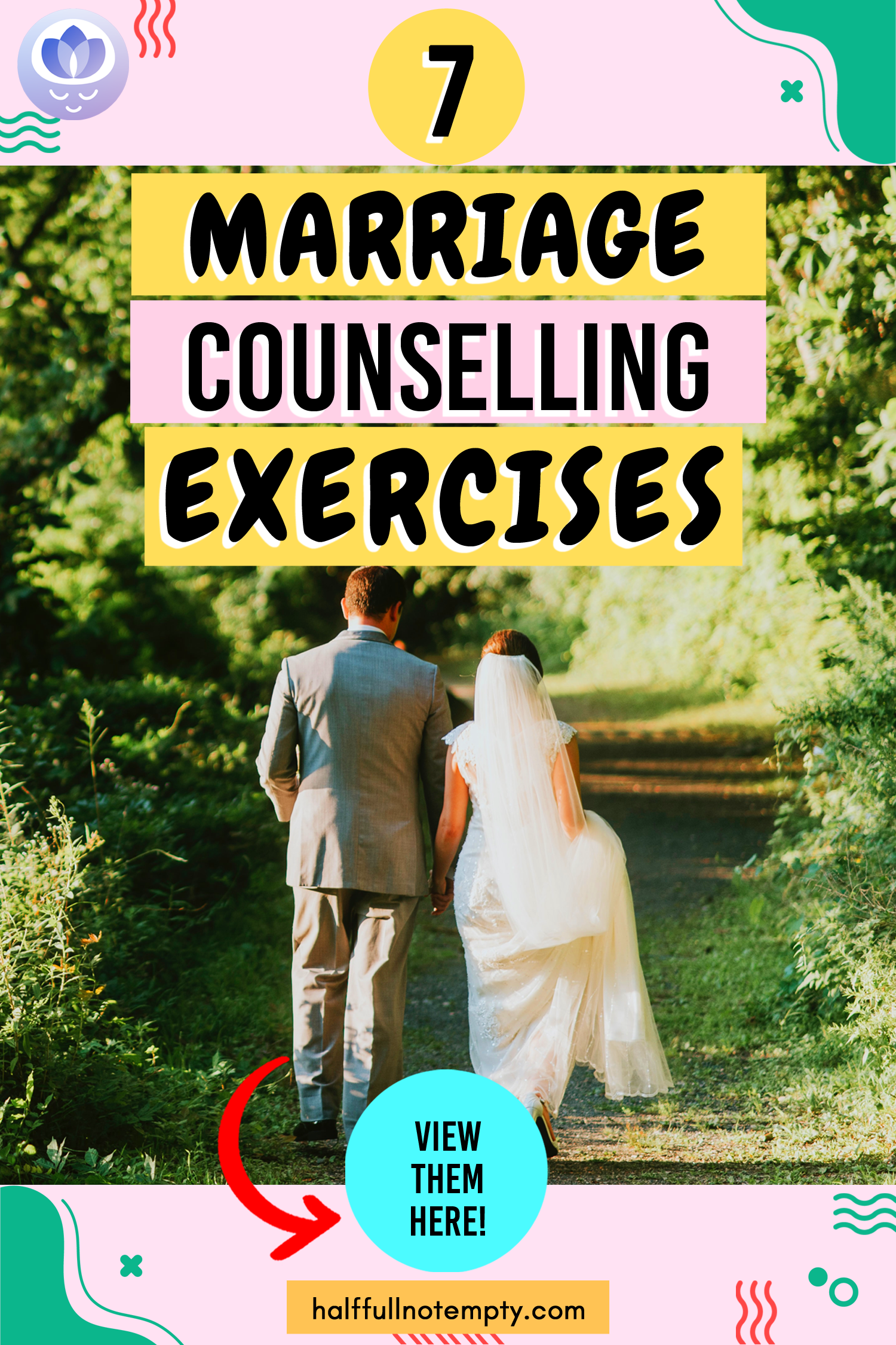7 Marriage Counselling Exercises In