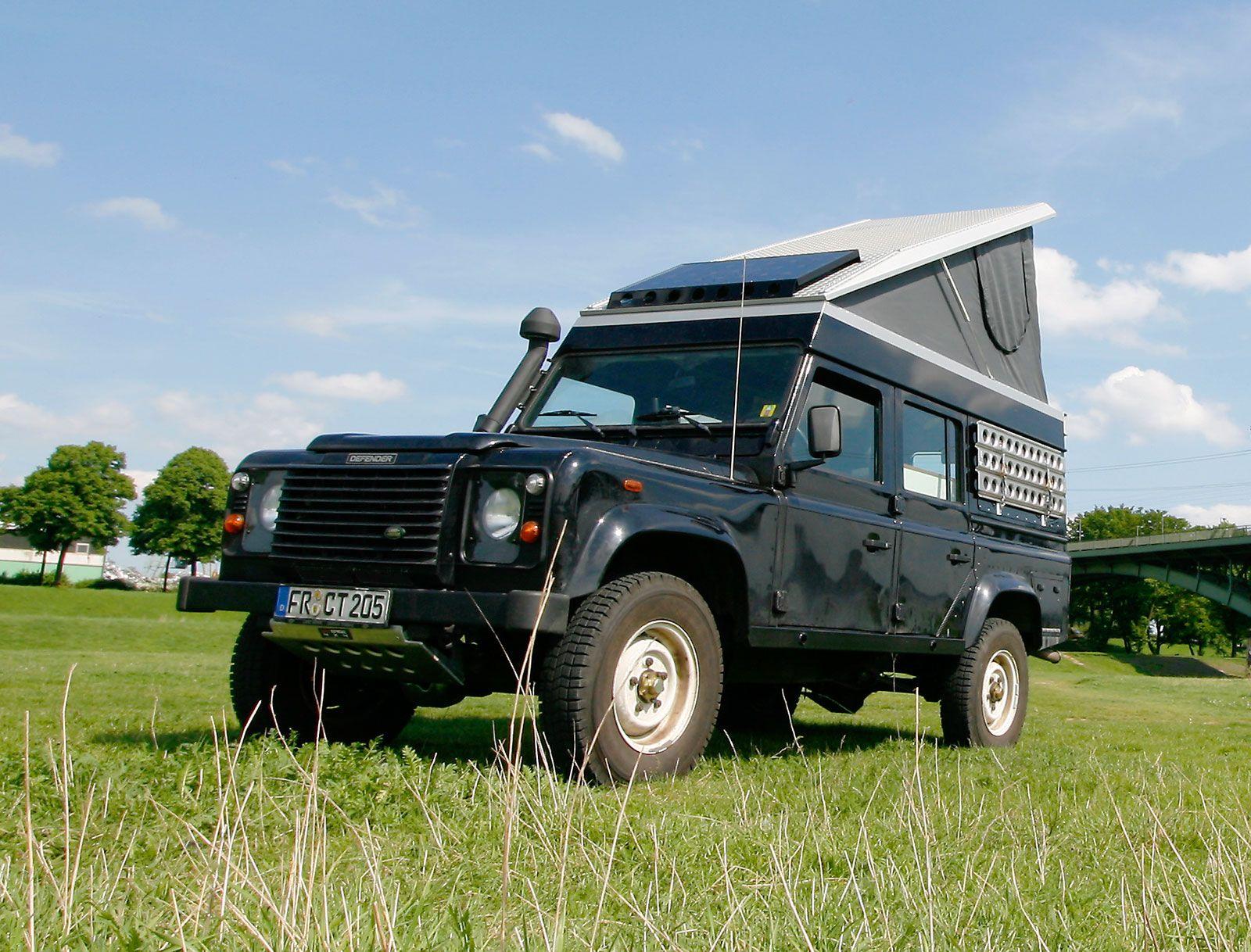 Land Rover Defender Allradfahrzeug Defender Pinterest