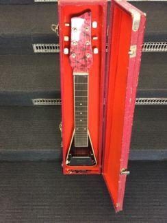 hawaii gitarre framus electra slide guitar 60er jahr in baden w rttemberg ulm. Black Bedroom Furniture Sets. Home Design Ideas