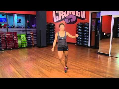 get your heart rate up with this cardio dance workout that