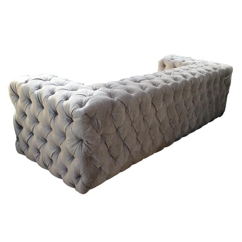 Custom To Order Modern Tufting Collection Sofa Bespoke Furniture