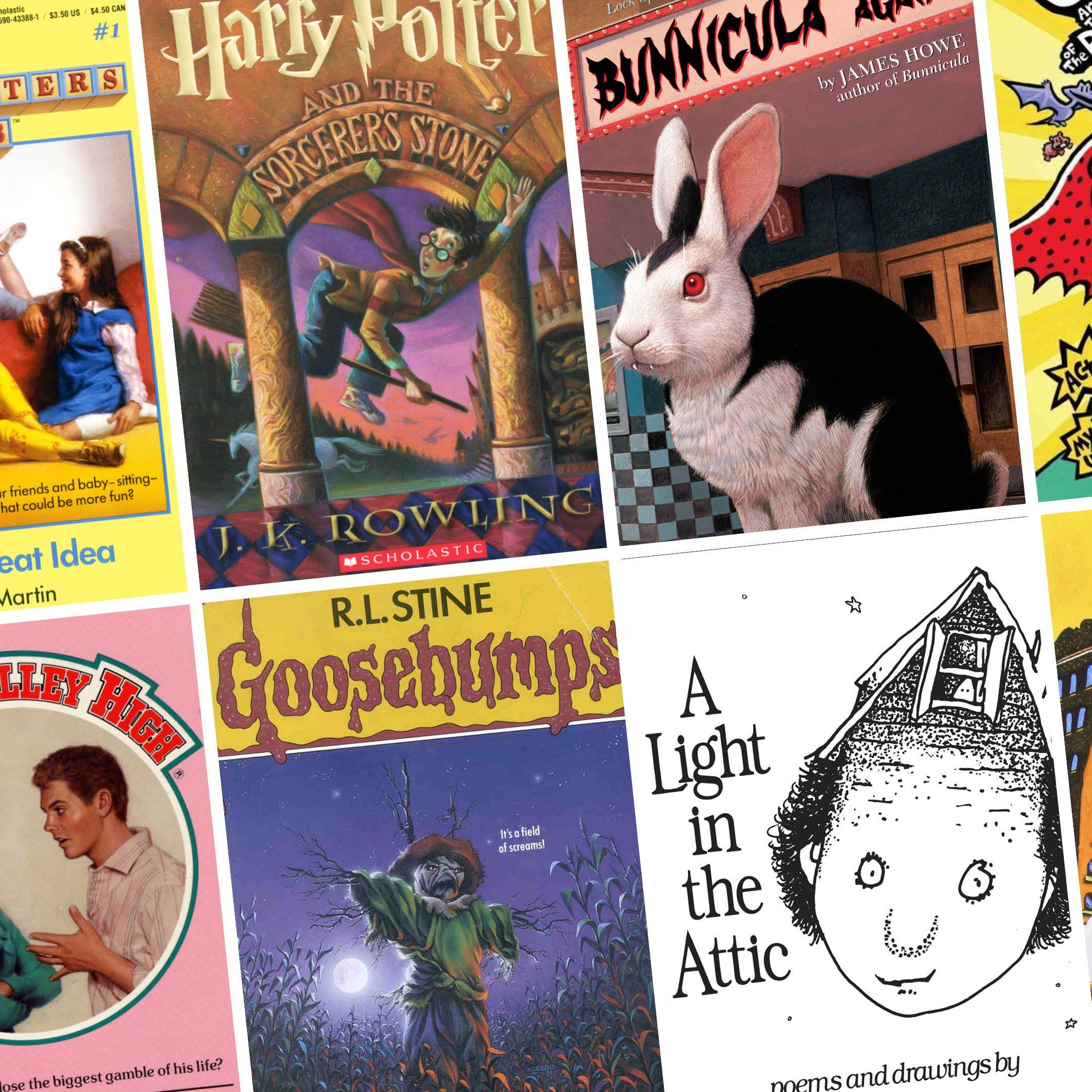 11 Of The Best Throwback Books Every 90s Kid Loved 90s Kids Kids Reading Cool Baby Stuff