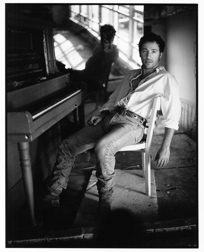 Bruce Springsteen: See Intimate Eighties and Nineties Portraits