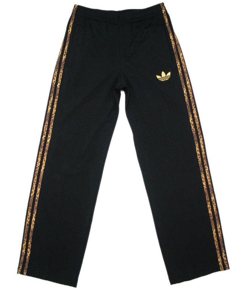 ADIDAS FIREBIRD TRACK PANTS ANIMAL PRINT Leopard superstar hip hop new LIMTIED #adidas #Pants