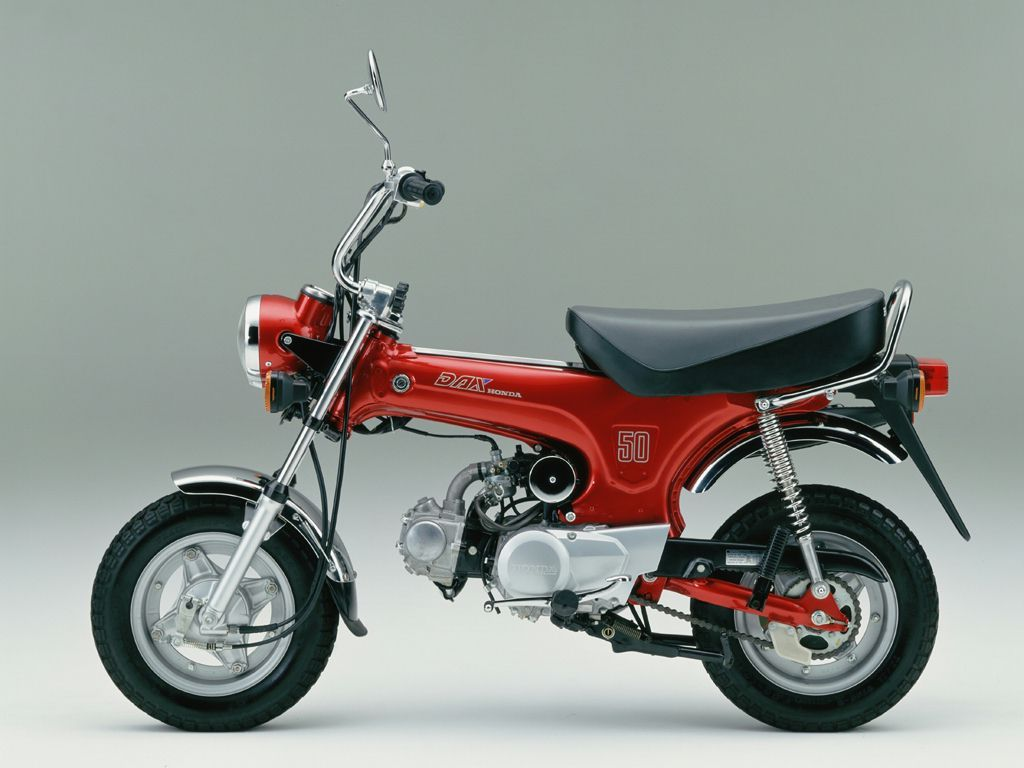 honda dax st70 google search best design pinterest honda and scooters. Black Bedroom Furniture Sets. Home Design Ideas