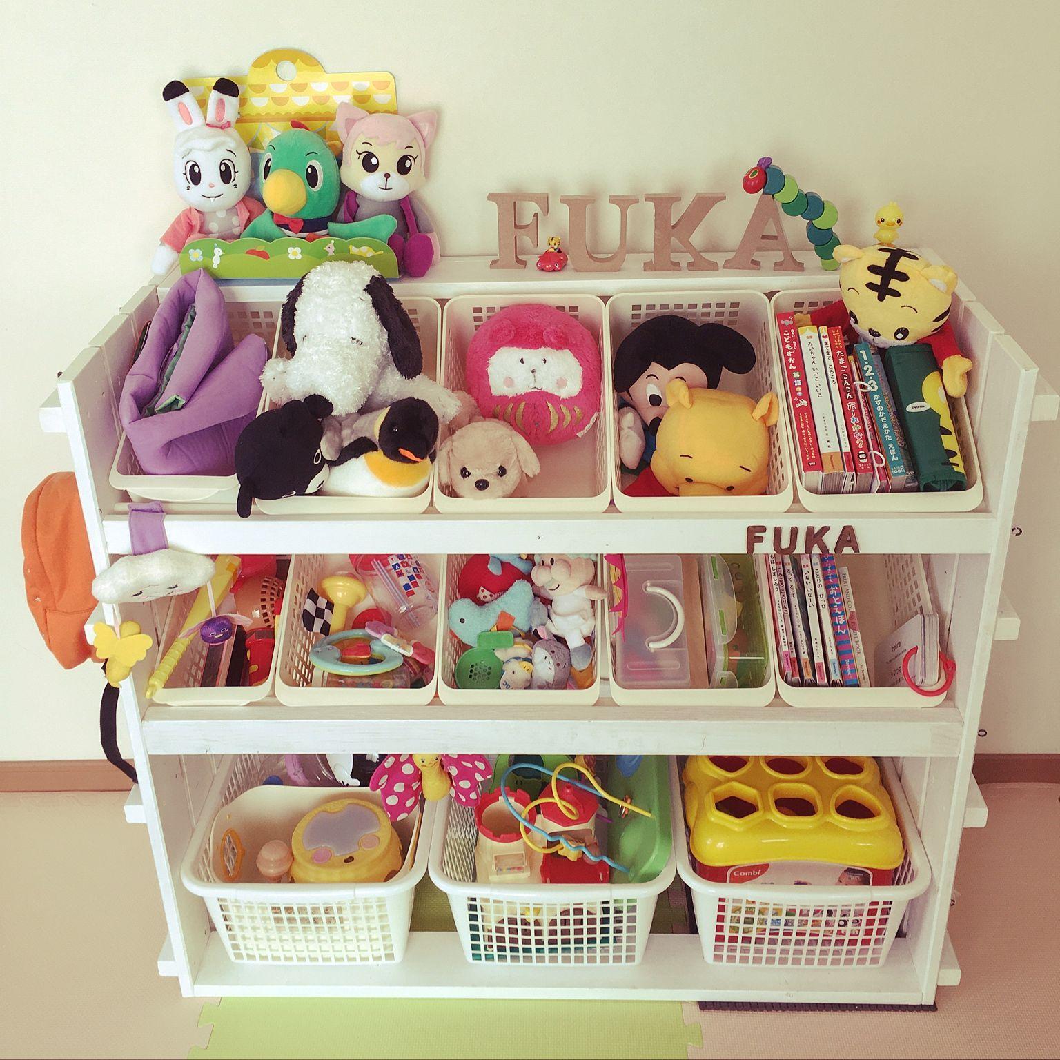 Diy おもちゃ 棚