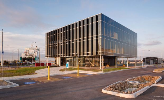 Melbourne International RoRo Automotive Terminal Pty Ltd Received The Highest Sustainability Rating From Green Building Council Of Australia GBCA