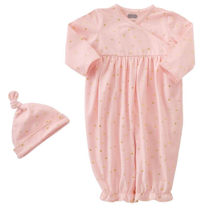 Mud Pie Rosebud Smocked Dress and Bloomer 2-Piece Set