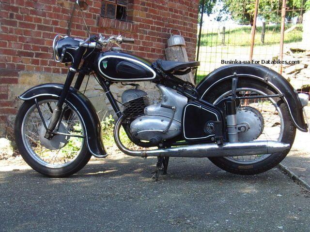 1954 dkw rt 175 bikes motorcycle vintage motorcycles. Black Bedroom Furniture Sets. Home Design Ideas