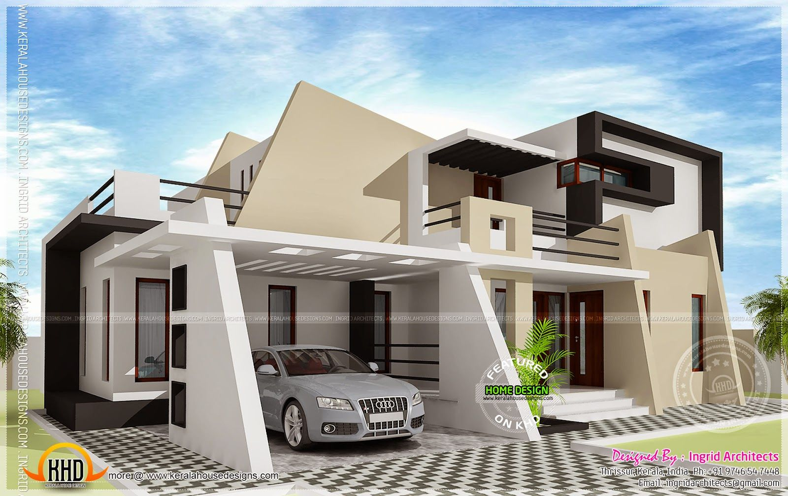 100 sqm house floor plan