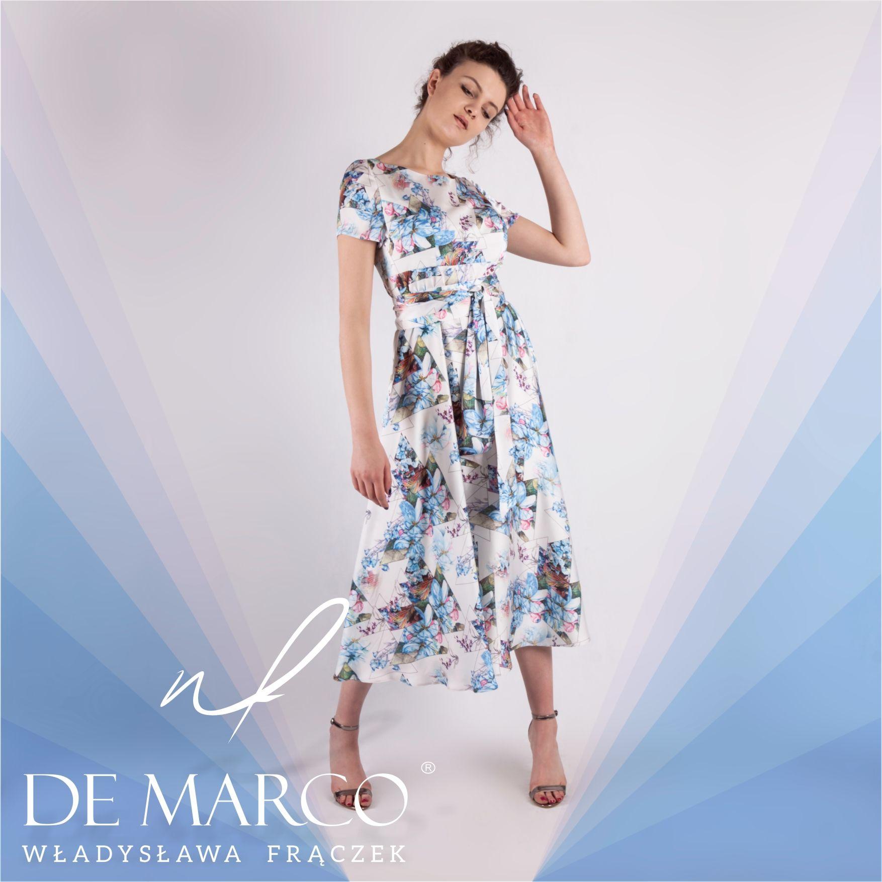 Sukienki Do Polowy Lydki Sklep Internetowy De Marco Mid Calf Dresses Dress Stores Online Dresses